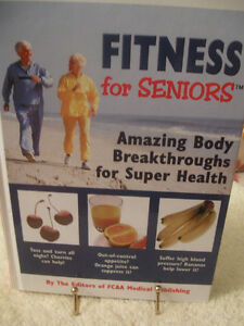 A FITNESS BOOK FOR THOSE of YOU OVER 60 YEARS