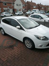 Ford focus 1.6 tdci Titanium. 115 bhp. 60mpg £30 tax