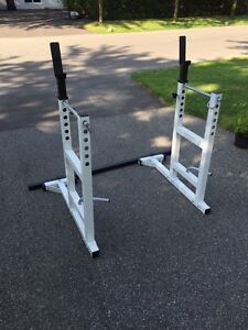support/stand pour musculation