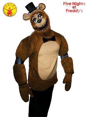 Five Nights at Freddy's Freddy Costume Medium Adult FNAF Licensed Halloween!](Fnaf Halloween Costumes)