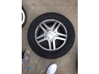 Ford alloys mint tyres offers ???