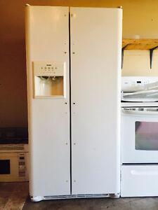 French door fridge $300