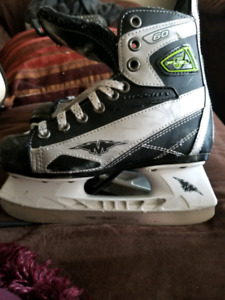 Mission fuel hockey skates
