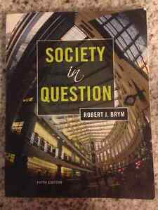 Society in Question 5th Edition