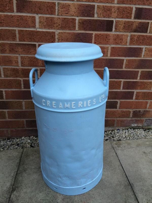 Man Cave Items For Sale Gumtree : Milk cream churn buy sale and trade ads find the right