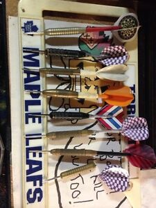 East point plastic tipped darts and 8 medal tipped darts $5 Kitchener / Waterloo Kitchener Area image 6