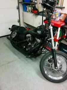 Harley-davidson street bob 2006