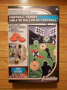 Kids Football Target Practice Game *Never Opened*