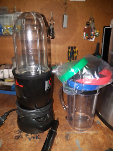 Food processor and magic bullet