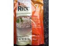 Organic Konnyaku flour Rice