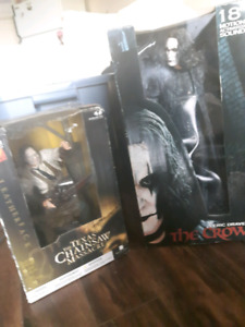 Hard to find horror figurines (large)