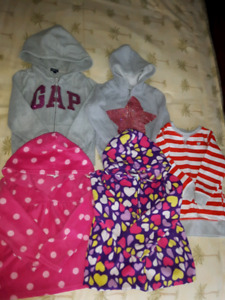 Lot of size 4 girl sweaters