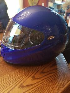 2 Helmets $40 Each Firm