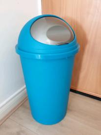 Turquoise Kitchen Bin