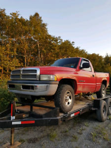 Part out 1999 ram