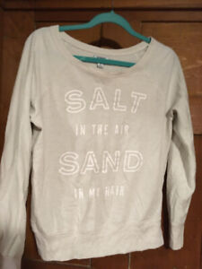 WOMENS/GIRLS CLOTHES MIXED SIZES shirts, socks, sweaters & more