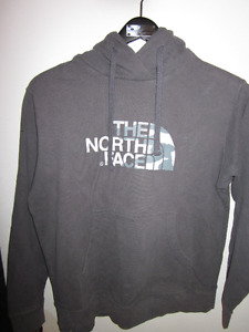 MENS NORTH FACE HOODIE AND BENCH TRACK JACKET SIZE MEDIUM