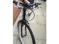 Gents hybrid bike in new condition