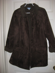 Women's fall/winter coat size medium