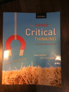 The power of critical thinking 3rd edition