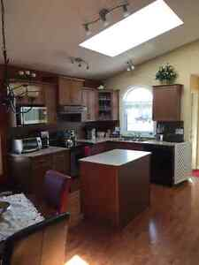 Ranchlands:  2+2 bedroom raised bungalow