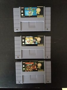 SNES, and WiiU Games for sale