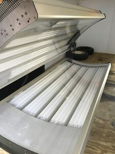 Tanning bed - small investment - continuous income - lower price