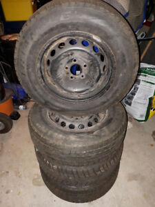 Triangle - Winter Tires and Rims