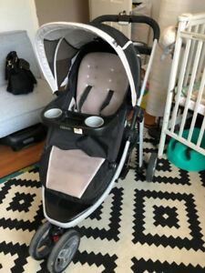 Graco Click Connect Travel System Stroller