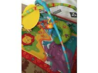 Tiny Love colourful playmat