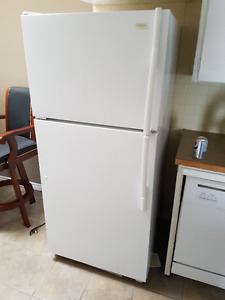 May Tag Refrigerator and other appliances- $200