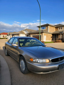 Low Milage Buick Century 2002