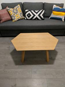 Geometric EQ3 Coffee Table