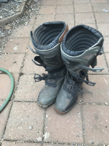Thor Motor Cross Boots Size 8