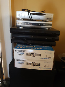 Satellite Receivers for sale