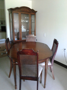 7 pc dining set.