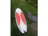 Cortez Mini Mal surfboard