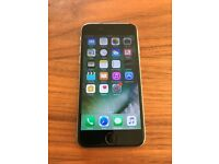 iPhone 6S Space Grey 16GB O2 with FREE Apple battery case!