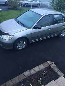 2005 Honda Civic automatic