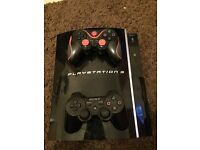 REDUCED NO OFFERS PS3 80GB and 2 controllers