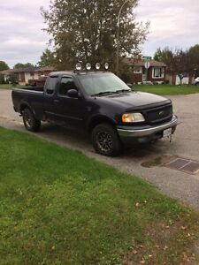 2001 F-150 extended cab