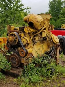 D9H Dozer Engine