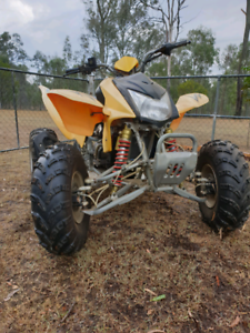 Yamaoto quad Mutdapilly Ipswich City Preview