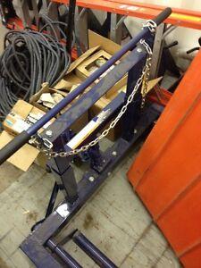 1500lbs wheel dolly OTC picker tool carts  light tester