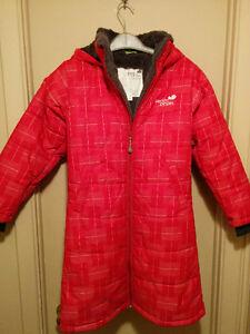 Manteau d'hiver long Perlimpinpin