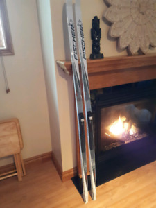 X Country Ski set. Lady Size