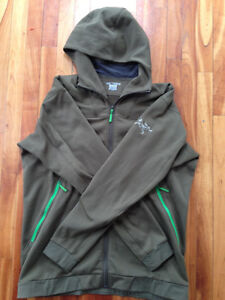 Arc'teryx Men's XL Fleece Hoody