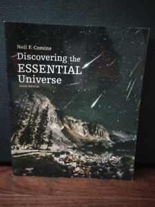 Discovering the Essential Universe 6th by Comins