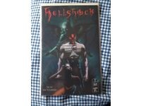 Hellshock #1 signed comic