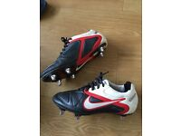 Used twice Nike CTR360 football boots size 6.5